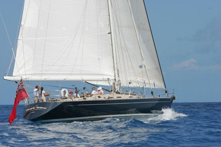 Charter Yacht PACIFIC WAVE - Giorgretti & Magrini 72 - 3 Cabins - British Virgin Islands - Grenadines
