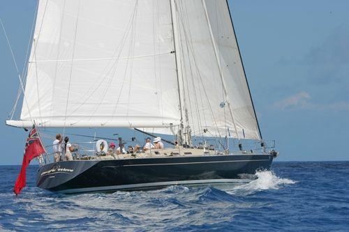 PACIFIC WAVE - Giorgretti & Magrini 72 - 3 Cabins - British Virgin Islands - Grenadines
