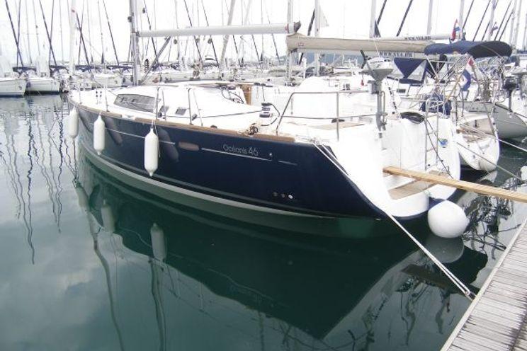 Charter Yacht Oceanis 46 - 4 Cabins - Kastela - Croatia