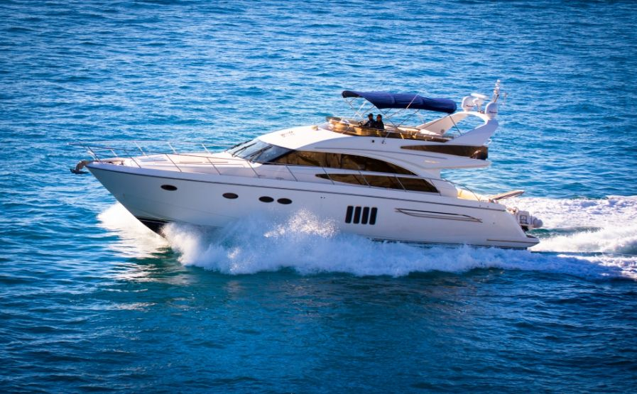 PAMANGO - Princess 62 - 4 Cabins - Split - Kastela - Hvar - Dubrovnik