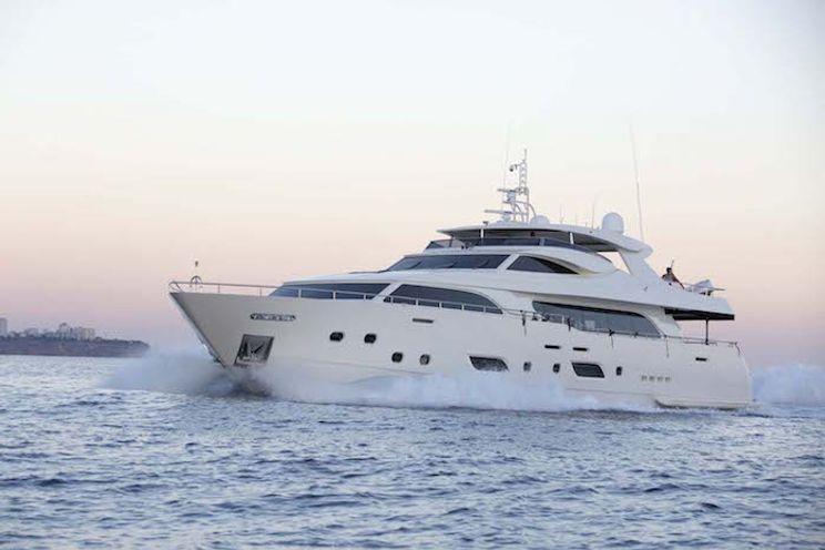 Charter Yacht PANFELISS - Mengi Yay Yachts 37m - 5 Cabins - Turkey - Bodrum - Gocek -  Rhodes - Kos - Symi