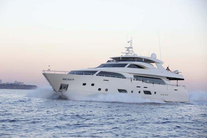 PANFELISS - Mengi Yay Yachts 37m - 5 Cabins - Turkey - Bodrum - Gocek - Rhodes - Kos - Symi