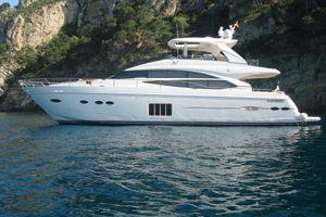 Panthera Cove - Princess 72 Fly - Ajaccio - Porto Cervo - Bonifacio