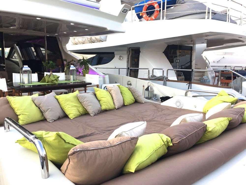 Aft Lounge Area
