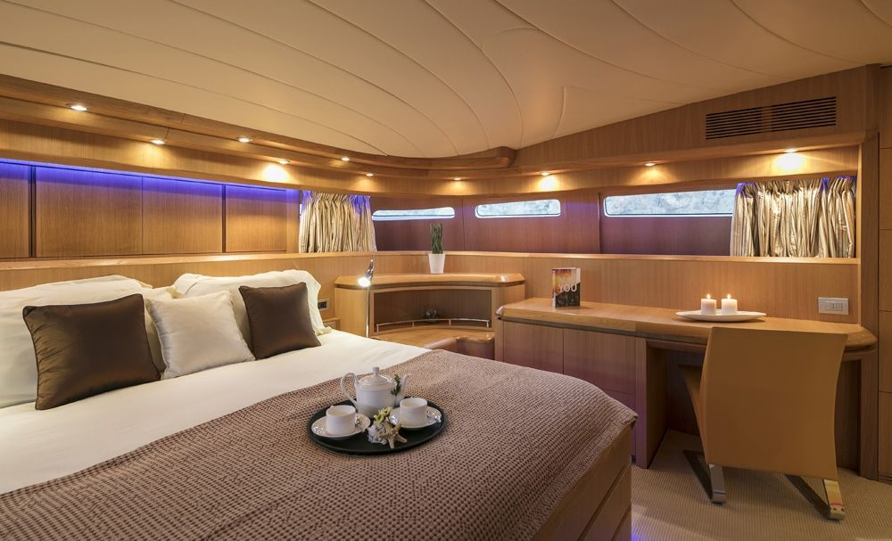 PARIS A - Master Cabin 2