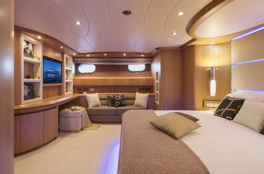 PARIS A - VIP Cabin