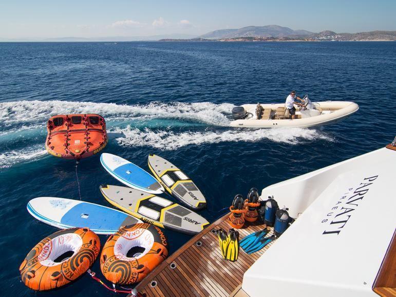 Parvati CRN 40m Water Sports