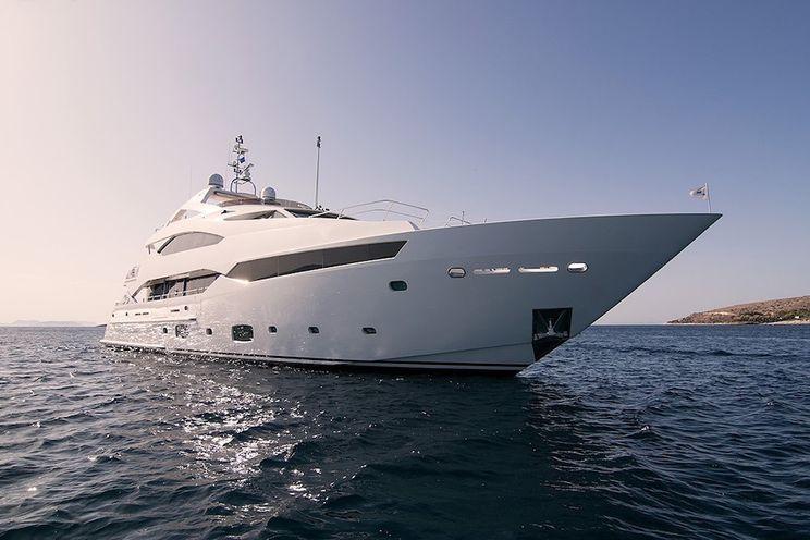 Charter Yacht PATHOS - Sunseeker 40m - 6 Cabins - Athens - Mykonos - Lefkas - Naxos