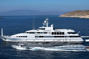 PEGASUS - Feadship 53m - 6 Cabins - Athens - Mykonos - Kea - Paros - Santorini