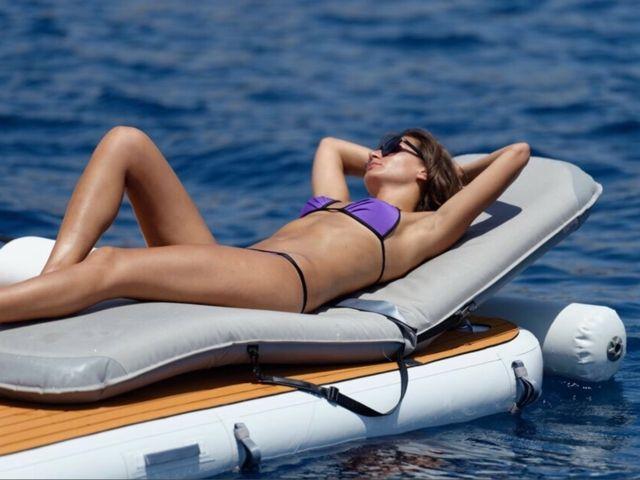 PEGASUS - Sunbathing