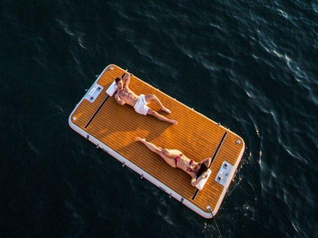 PEGASUS - Swimming Platform
