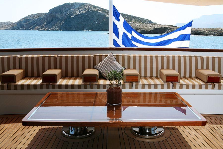 PEGASUS - Upper Lounge Deck
