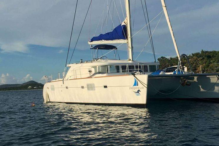 Charter Yacht PEGASUS - Lagoon L50 - 3 Cabins - Virgin Islands