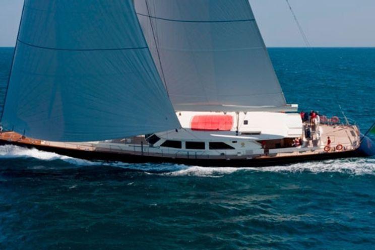 Charter Yacht HERITAGE - Perini Navi 149 - 4 Cabins - La Spezia - Italian Riviera - Portofino - Genoa