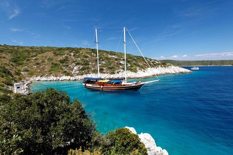 Charter Yacht PERLA - 30m Gulet - 7 Cabins - Split - Dubrovnik - Hvar