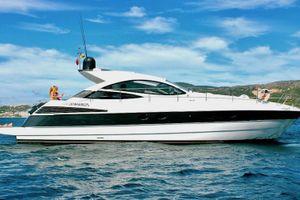 Pershing 46 - Sardinia Day Charter Yacht - Porto Cervo - Olbia