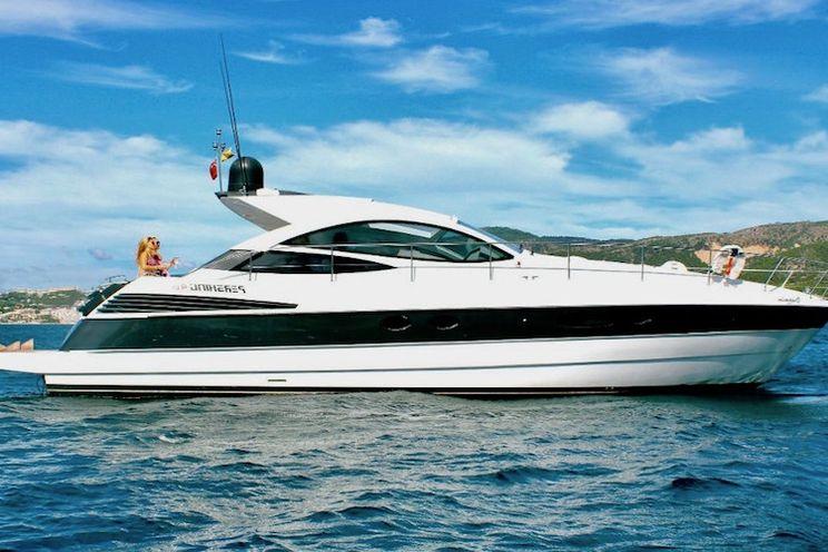 Charter Yacht Pershing 46 - Sardinia Day Charter Yacht - Porto Cervo - Olbia