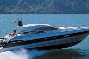Pershing 50 - 9 guests cruising - Golfe de Saint-Tropez