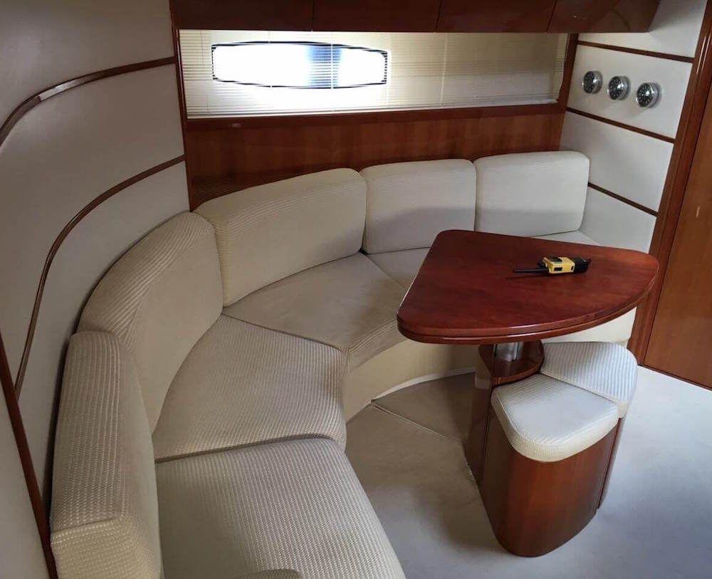 ershing 50 - 9 guests cruising
