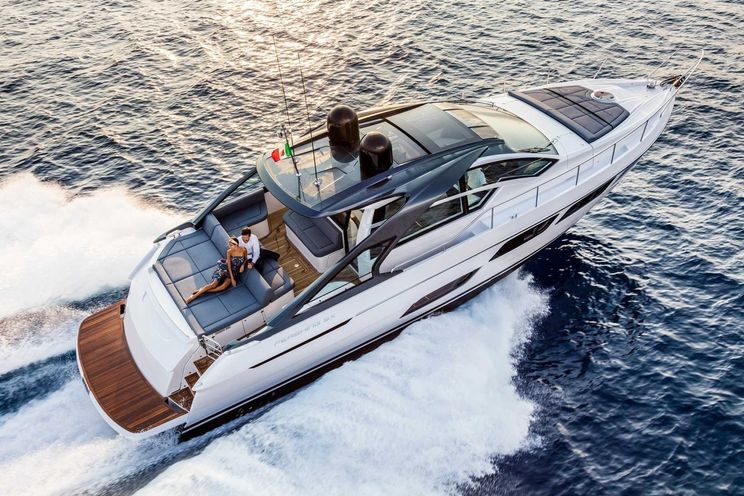 Charter Yacht Pershing 5X - Day Charter - Cannes - Nice - Monaco - St Tropez - Antibes