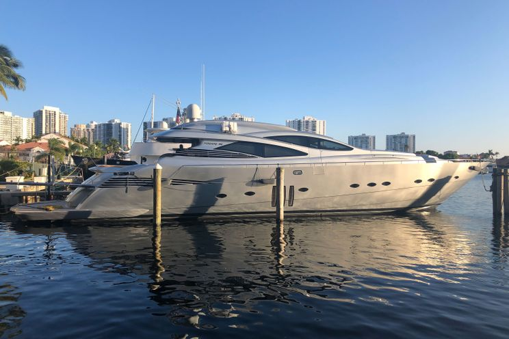 Charter Yacht Pershing 90` - Day Charter - Miami - Ft Lauderdale