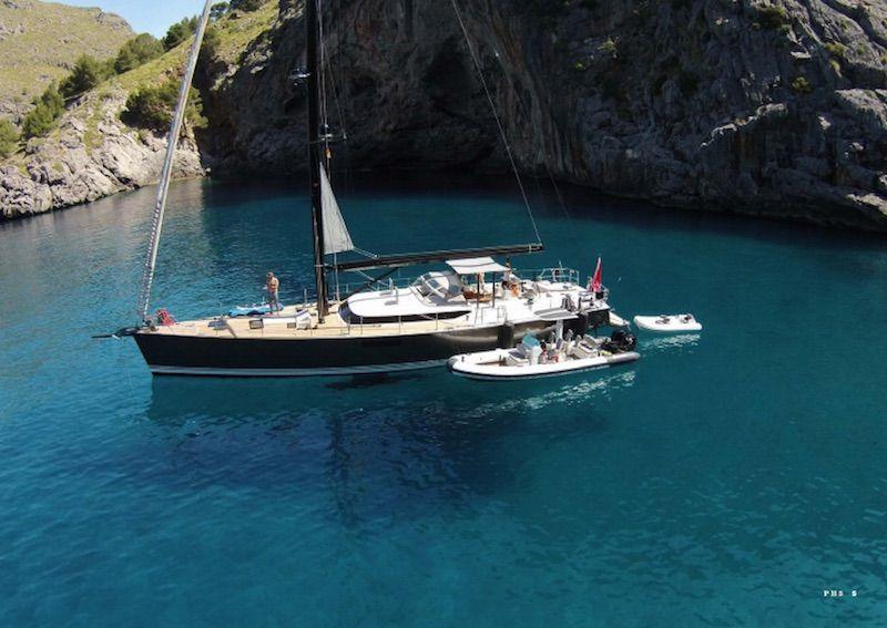 PH3 - 22m Contest Yacht - 3 Cabins - Bonifacio - Porto Cervo - Palma - Virgin Islands