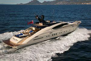 PLUS TOO - Palmer Johnson PJ 135 - 5 Cabins - Golfe Juan - Cannes - Antibes - Monaco