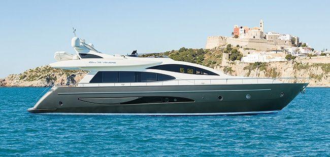 POLLY - Riva Venere 75 - 2009 - Day Charter - Ibiza - Formenterra