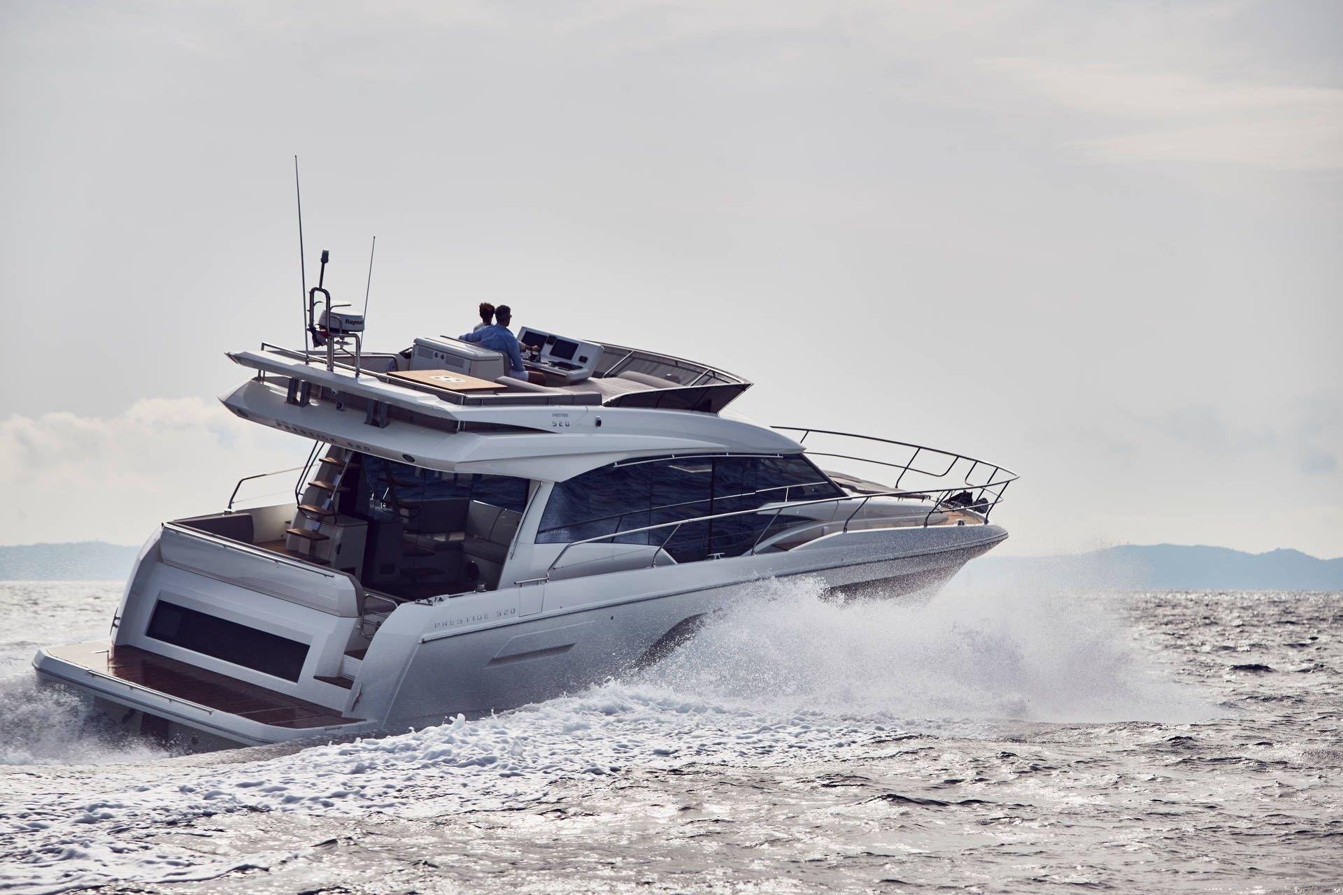 Prestige 520 - Day Charter - 2019 - Cannes - Saint Tropez - Monaco