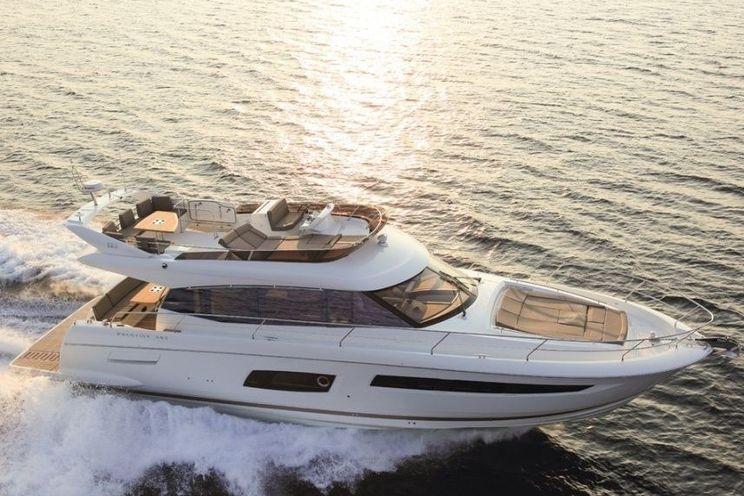 Charter Yacht Prestige 560 - Day Charter - 2019 - Cannes - Saint Tropez - Monaco