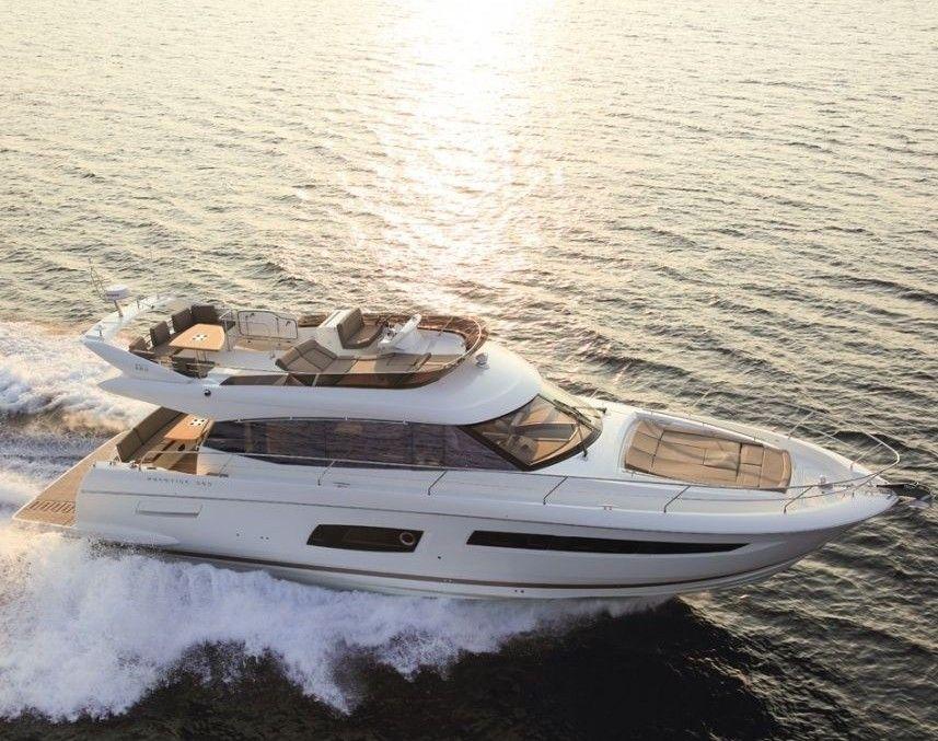 Prestige 560 - Day Charter - 2019 - Cannes - Saint Tropez - Monaco