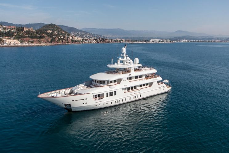 Charter Yacht PRIDE - Viudes Yachts 45m - 6 Staterooms - Monaco - Antibes - Cannes