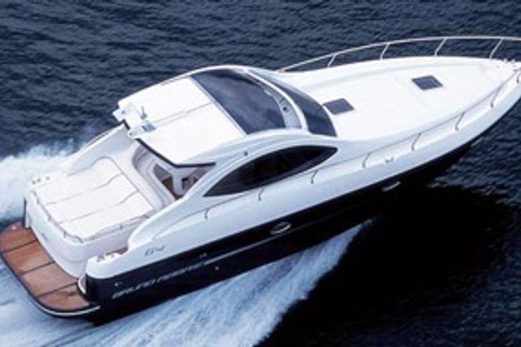Charter Yacht Primatist G41 - 2 Cabins - Poltu Quatu - Porto Cervo - Sardinia - Italy