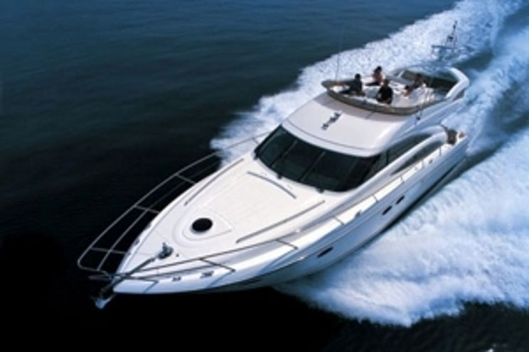 Charter Yacht Princess 57 - 3 Cabins - South Africa