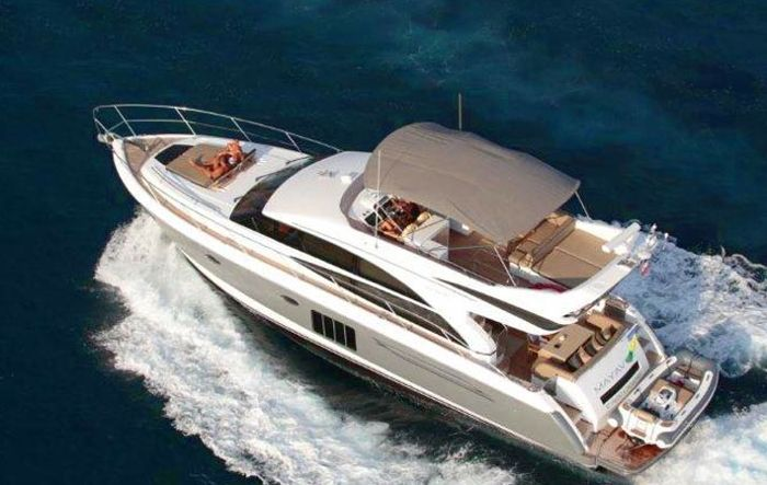 Princess 60 - Day Charter for 14 Guests or 3 Cabins Live Aboard - Phuket,Thailand
