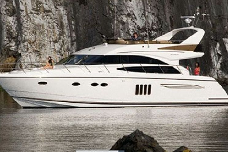 Charter Yacht Princess 62 - 3 Cabins - St Tropez - Nice - Cannes