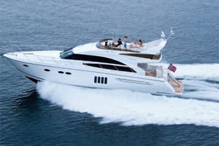 Charter Yacht Princess 62 - 3 Cabins - Limassol