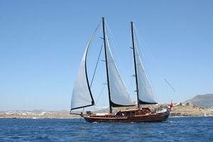 PRINCESS KARIA IV - 6 Cabins - Rhodes - Bodrum