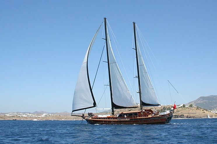 Charter Yacht PRINCESS KARIA IV - 6 Cabins - Rhodes - Bodrum