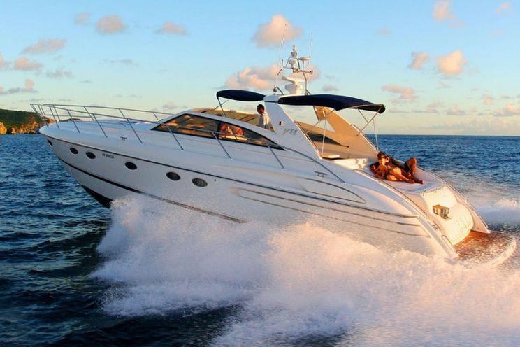 Charter Yacht Princess V55 - St Barths