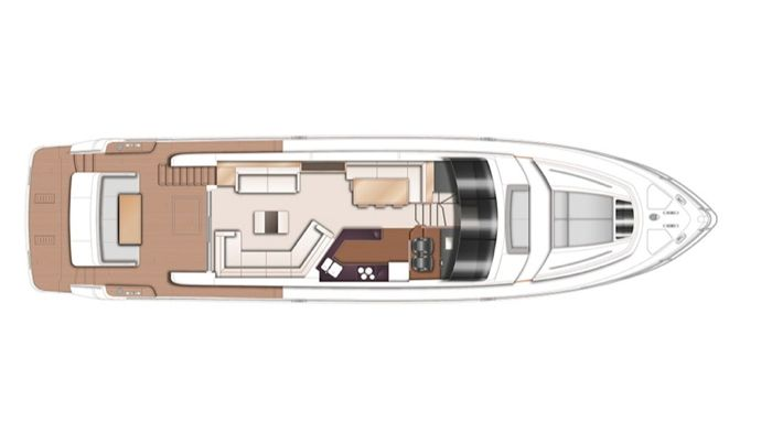 Layout main deck
