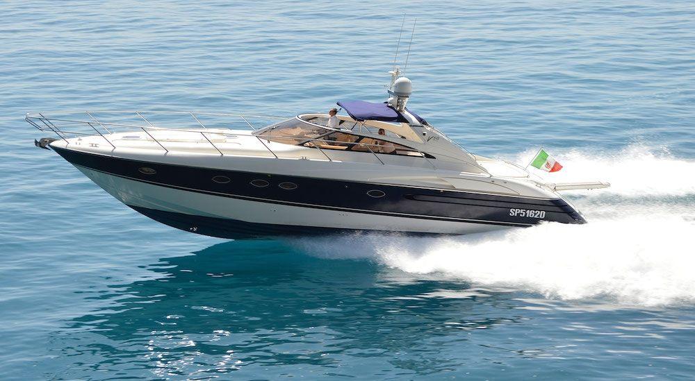 Princess V50 - Cruising 1