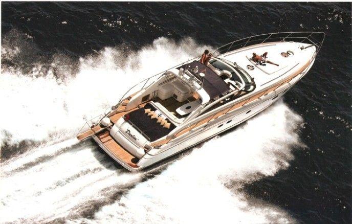 Princess V58 - 3 Cabins - St Tropez - Hyeres