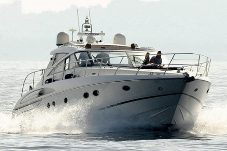 Charter Yacht Princess V58 - Day Charter up to 10 people - St Tropez
