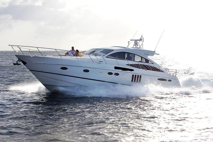 Charter Yacht Princess V70 - Day Charter - St Barths - Anguilla