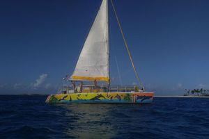 PRIVATEER - Jade Yacht 52 - Day Charter Yacht - Nassau - Bahamas