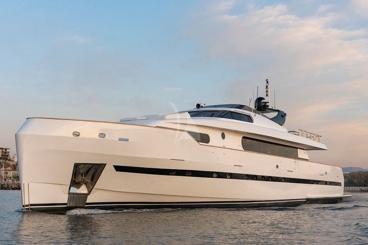Charter Yacht PROJECT STEEL - Bugari 34m - 5 Cabins - Athens - Mykonos - Lefkas