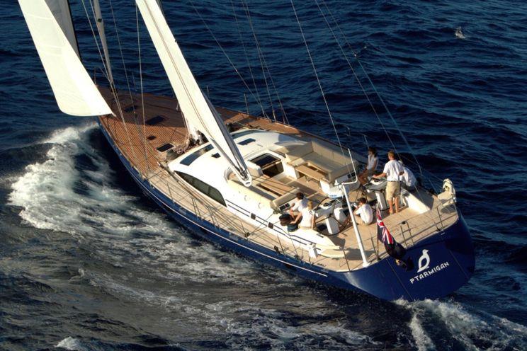 Charter Yacht ANANDA - Swan 82 - 3 Cabins - Virgin Gorda - Tortola - St. Marteen - Grenada - Cannes - Monaco