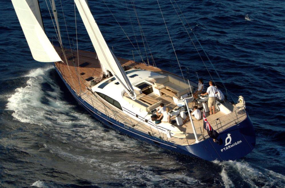 ANANDA - Swan 82 - 3 Cabins - Virgin Gorda - Tortola - St. Marteen - Grenada - Cannes - Monaco