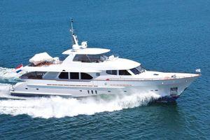 PURA VIDA - Moonen 98 - 4 Cabins - Nassau - Marsh Harbour - Bahamas - Caribbean